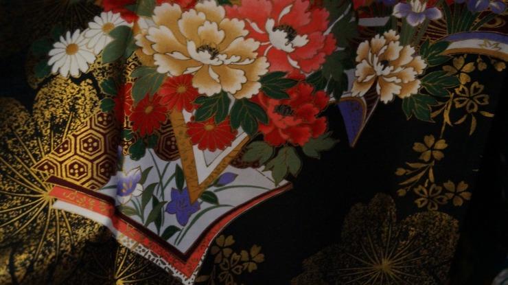 Kimono pattern. Too bad I already too many of them...